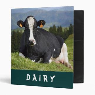 "Vaca de Holstein Carpeta 1"""