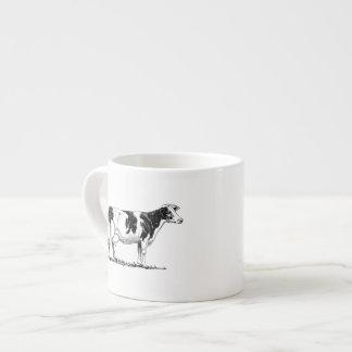 Vaca de Holstein Tazitas Espresso