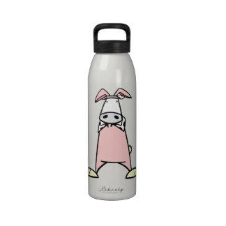 Vaca de Pascua Botella De Agua