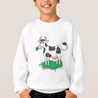 vaca de pasto feliz poleras