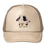 Vaca del bebé gorras