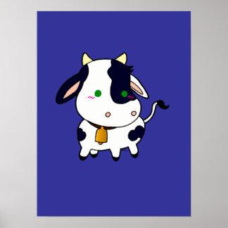 Vaca del bebé impresiones