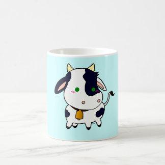 Vaca del bebé taza clásica