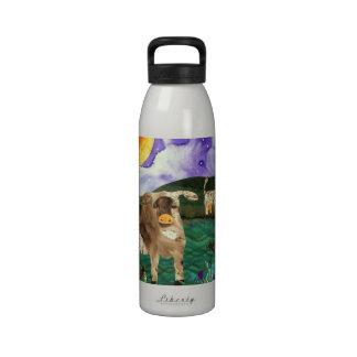 Vaca del MOO Botellas De Beber