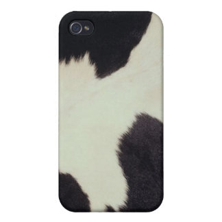 Vaca del MOO iPhone 4 Cobertura