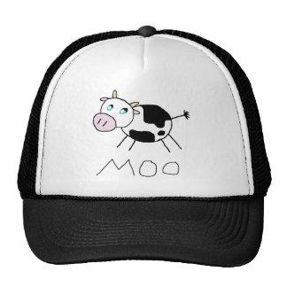 Vaca del MOO Gorra