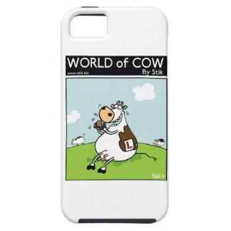 Vaca del principiante iPhone 5 coberturas