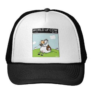 Vaca del principiante gorro
