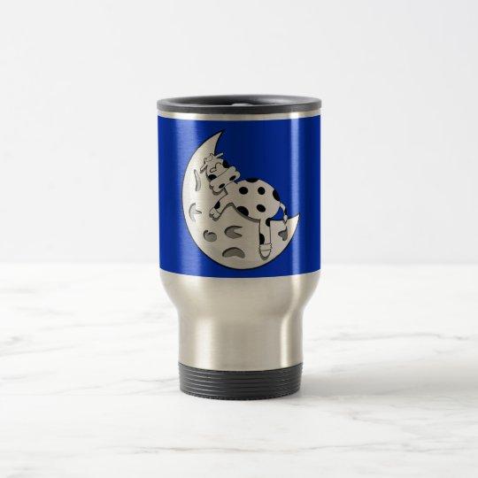 vaca_en_la_luna_Vector_Clipart Travel Mug