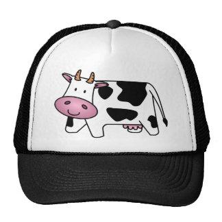 Vaca feliz gorra