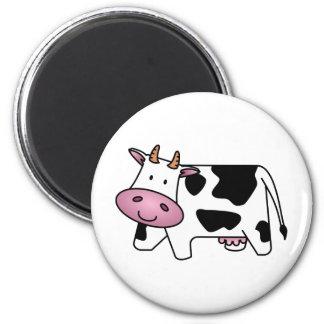 Vaca feliz iman