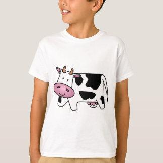 Vaca feliz playera