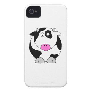 Vaca iPhone 4 Carcasa