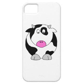 Vaca iPhone 5 Carcasas