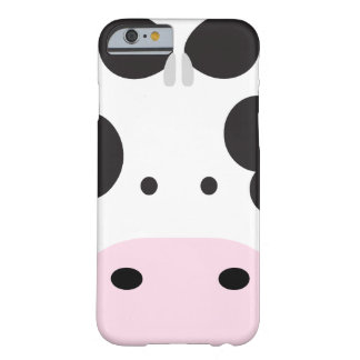 ¡Vaca! Funda Barely There iPhone 6