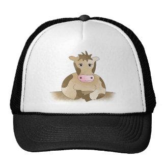 vaca gorro