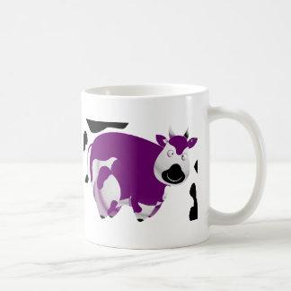Vaca grande grasa taza clásica