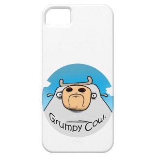 Vaca gruñona iPhone 5 Case-Mate coberturas