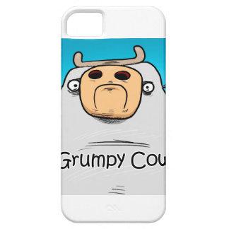 Vaca gruñona iPhone 5 Case-Mate cárcasa