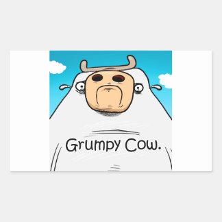 Vaca gruñona rectangular altavoz