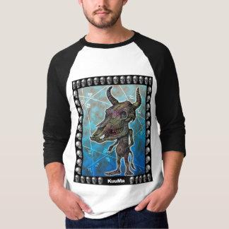 Vaca-hueso-man Remera