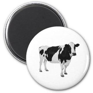 Vaca Imán Redondo 5 Cm