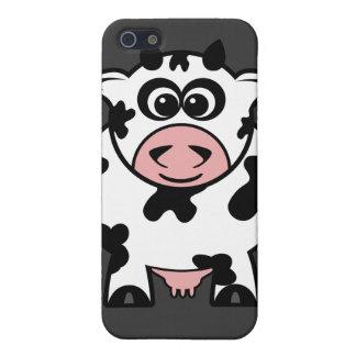 Vaca iPhone 5 Funda