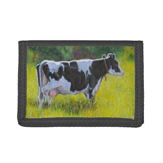 Vaca lechera de Holstein: Pintura en colores paste