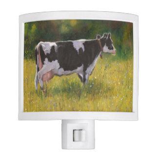 Vaca lechera de Holstein: Pintura original