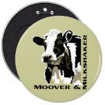 Vaca lechera de Moover Pin