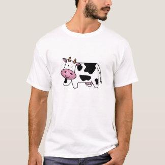 Vaca lechera linda playera