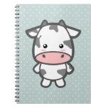 Vaca linda cuadernos