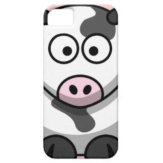 Vaca linda iPhone 5 Case-Mate cobertura