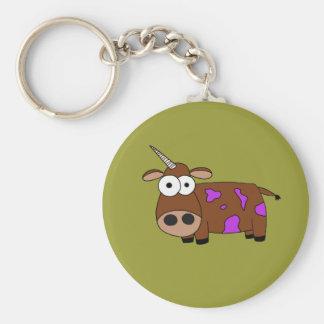 vaca llaveros personalizados
