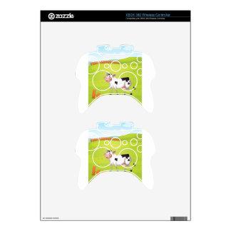 Vaca Mando Xbox 360 Calcomanía