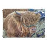 Vaca melenuda iPad mini coberturas