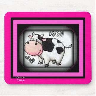 Vaca Mousepad del MOO