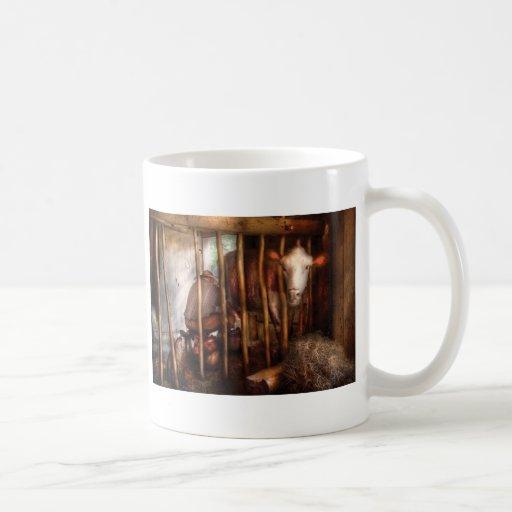 Vaca - ordeño de Mabel Taza De Café