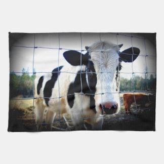 Vaca Toalla De Cocina