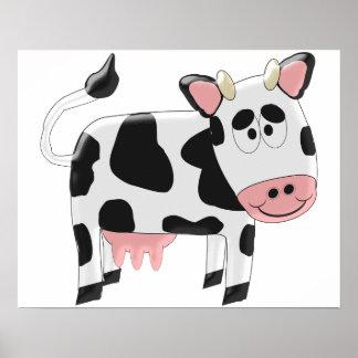 Vaca Póster