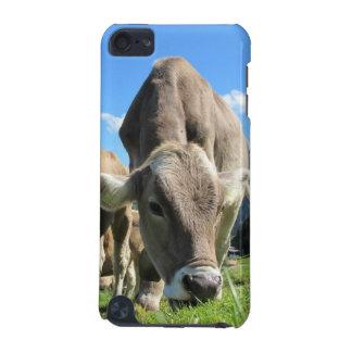 Vaca que pasta la caja dura 5g de iPod