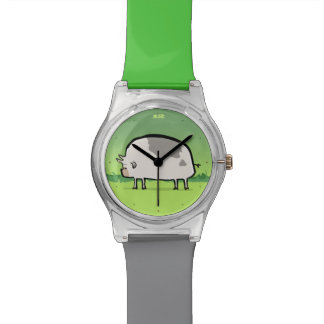 vaca relojes de pulsera