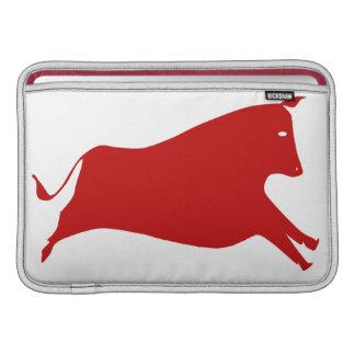 Vaca roja fundas para macbook air