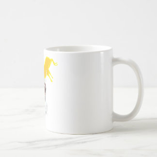 vaca sagrada taza de café