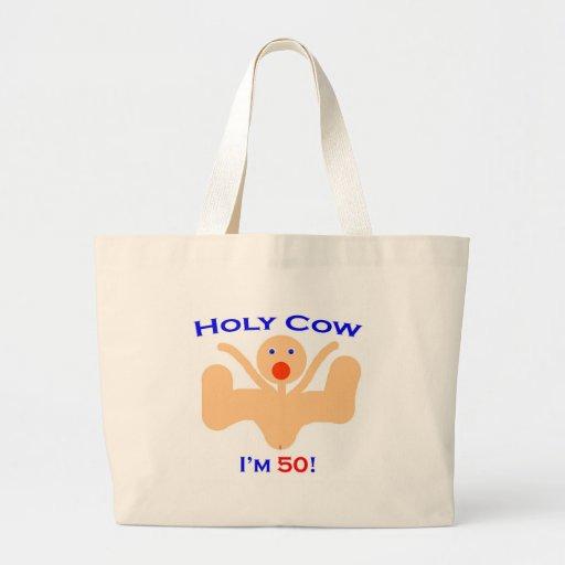 ¡Vaca santa 50! Bolsa