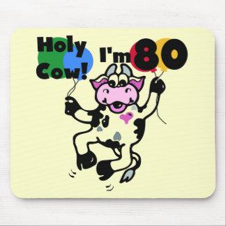 Vaca santa soy 80 camisetas y regalos mouse pad