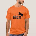 Vaca Sport Playera