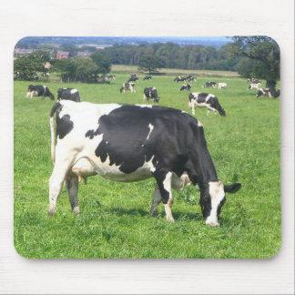 Vaca Tapetes De Raton