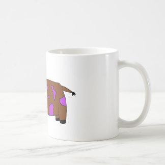 vaca taza de café