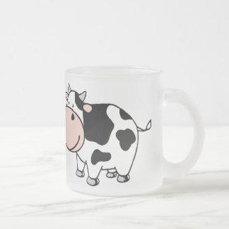 Vaca Taza De Cristal